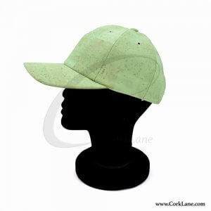 Baseball cap light green