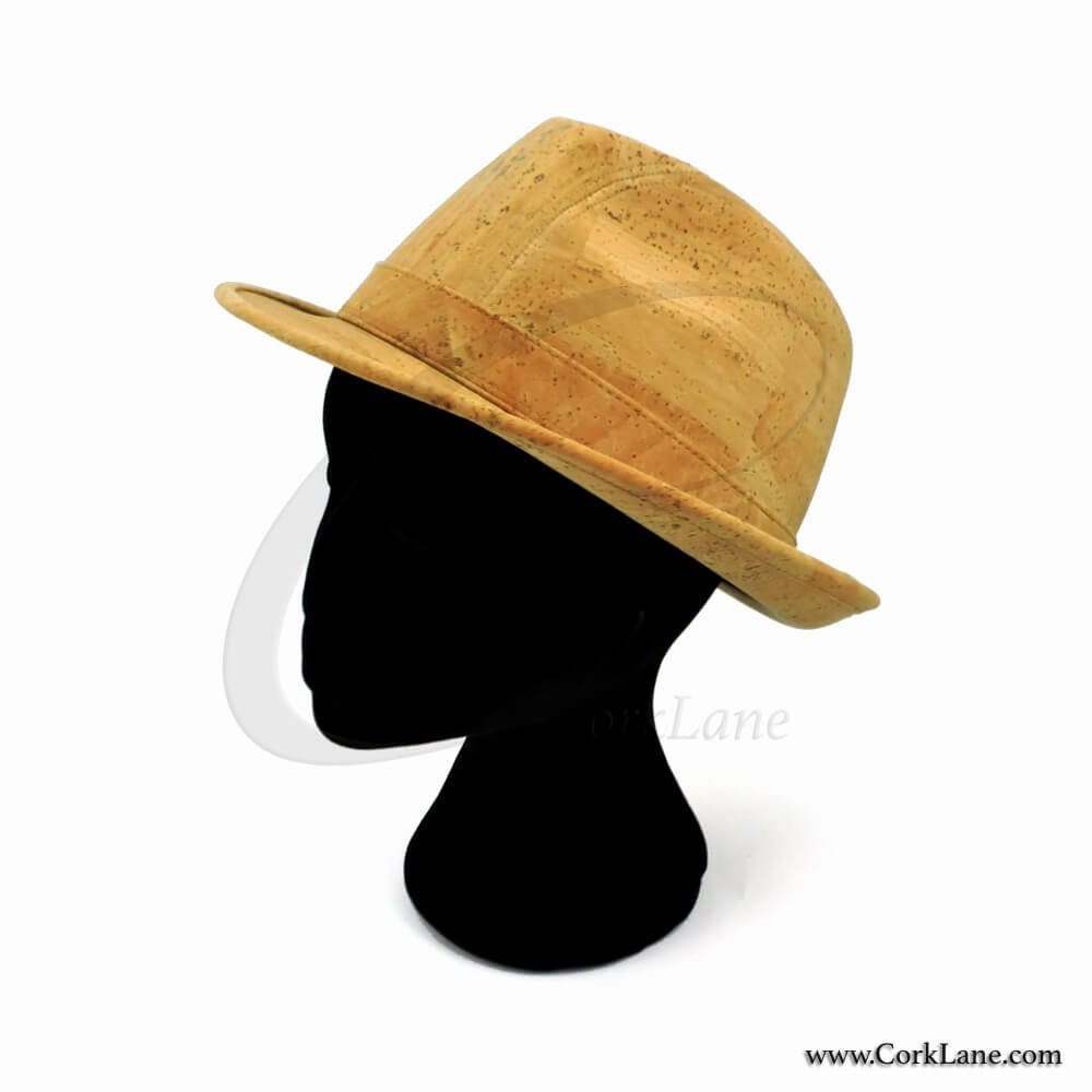 Trilby hat surface