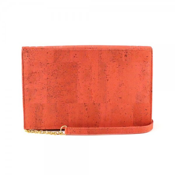 Shoulder bag living coral