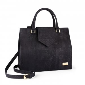 Jackie tote bag black
